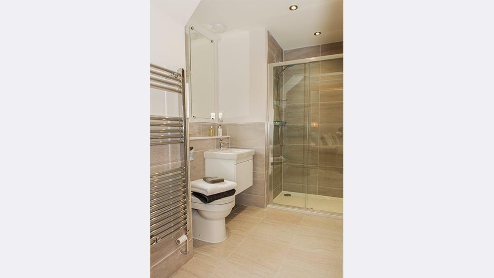 Bathroom at Blairs Royal Deeside