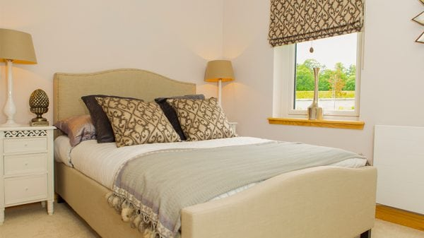 Bedroom at Blairs Royal Deeside