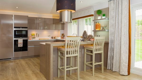 Kitchen at Blairs Royal Deeside