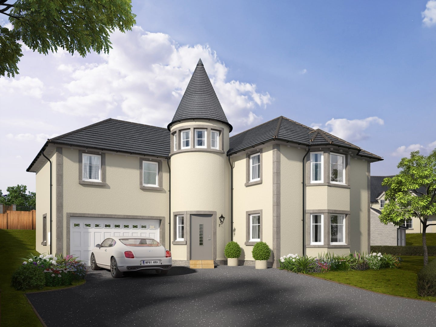 Balmoral Blairs Royal Deeside Muir Homes