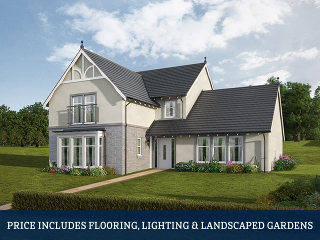 Plot 41 Blairs - New homes in Aberdeen