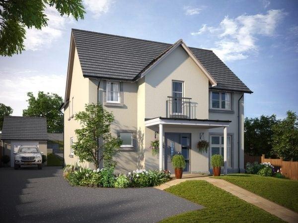 5-Bedroom Home in Royal Deeside