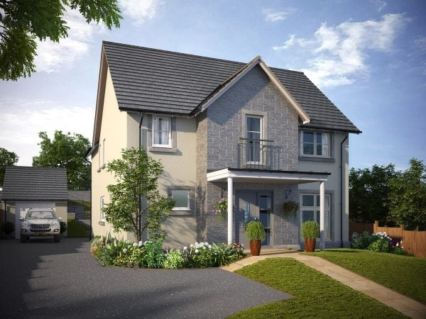 Nairn - New homes in Aberdeen