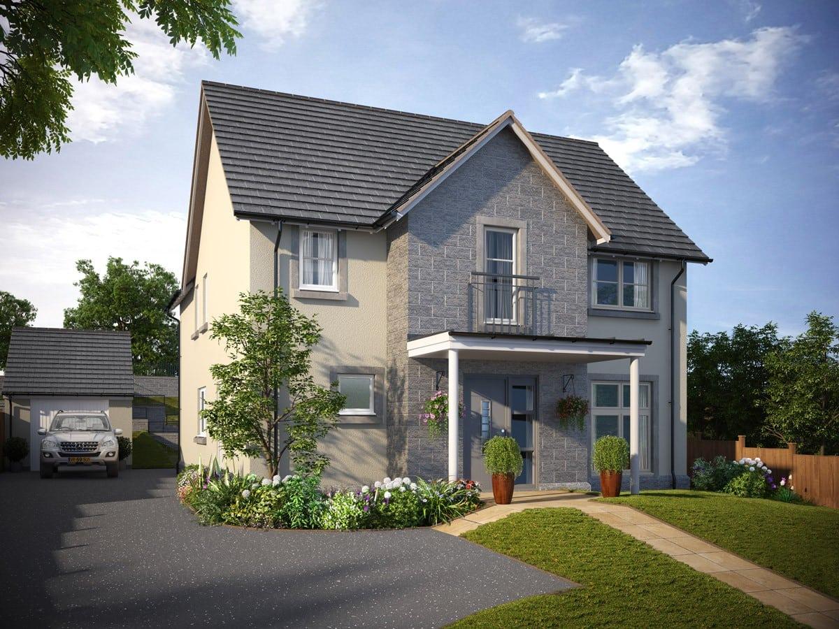 Nairn - New homes in Aberdeen