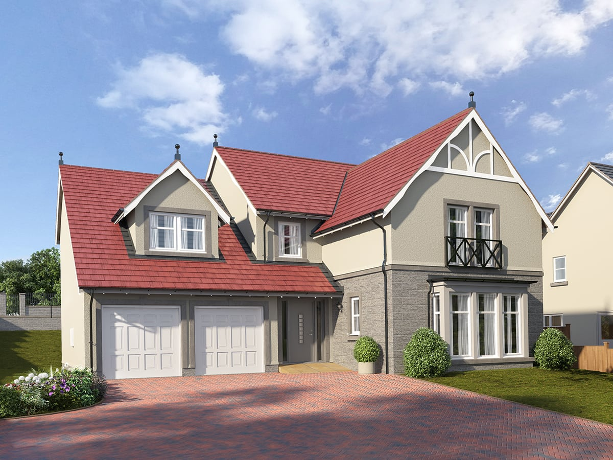 Blairs Strathmore Muir Homes