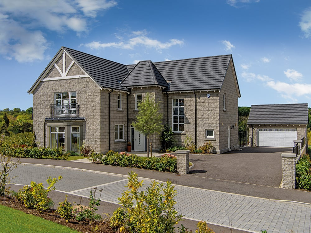 New homes for sale in scotland for Who builds homes