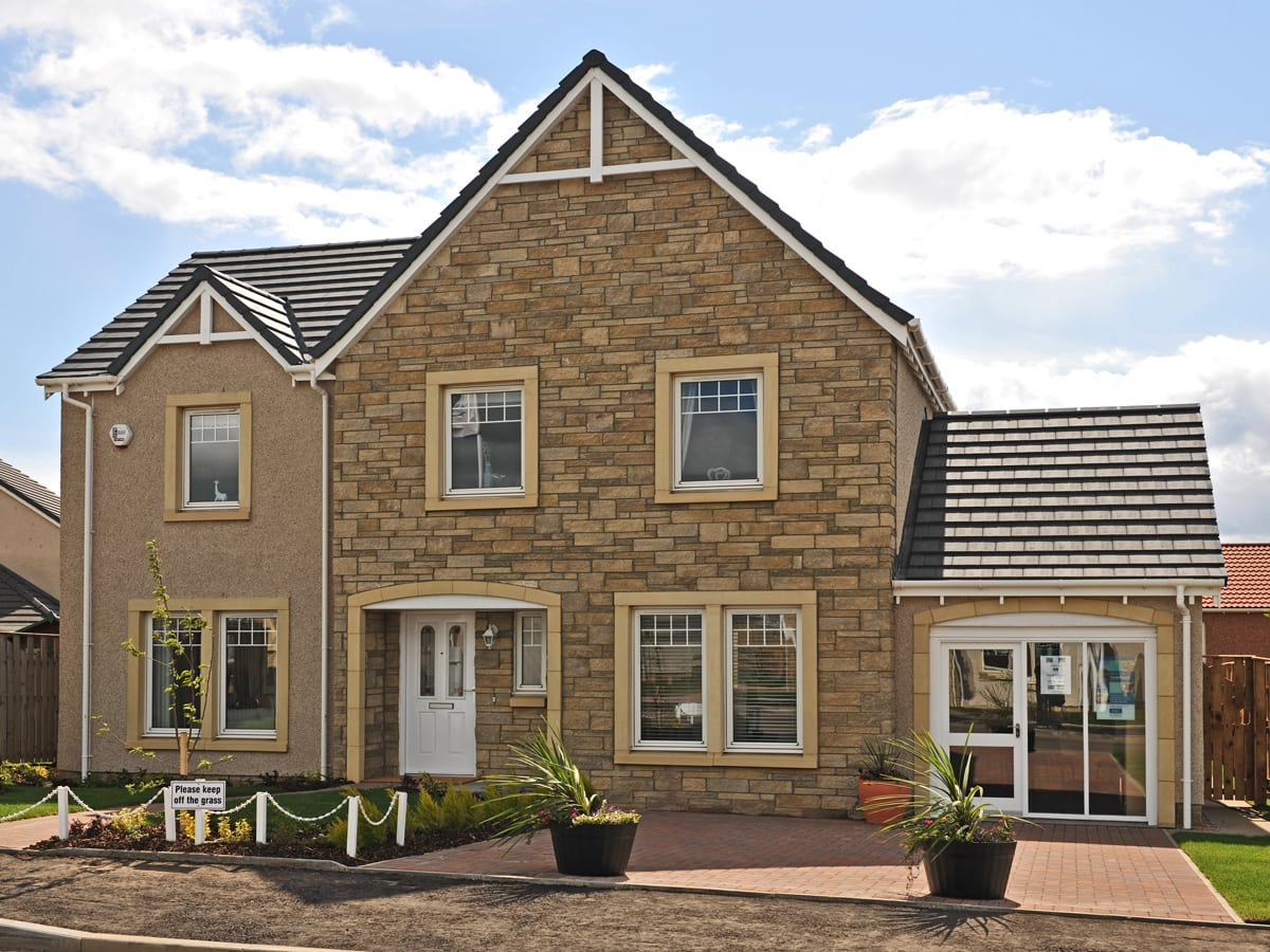 Castlefleurie House New houses by Muir Homes, new homes at Castlefleurie, new properties for sale in Fife