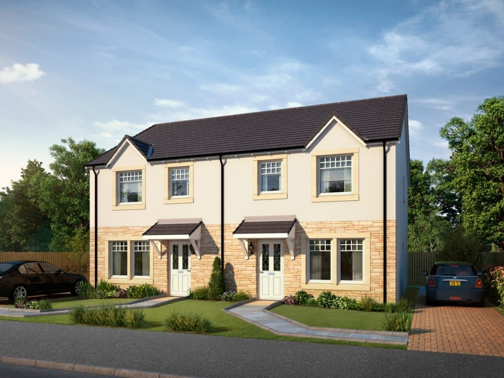 The Kinkell 3-Bedroom Home in Anstruther