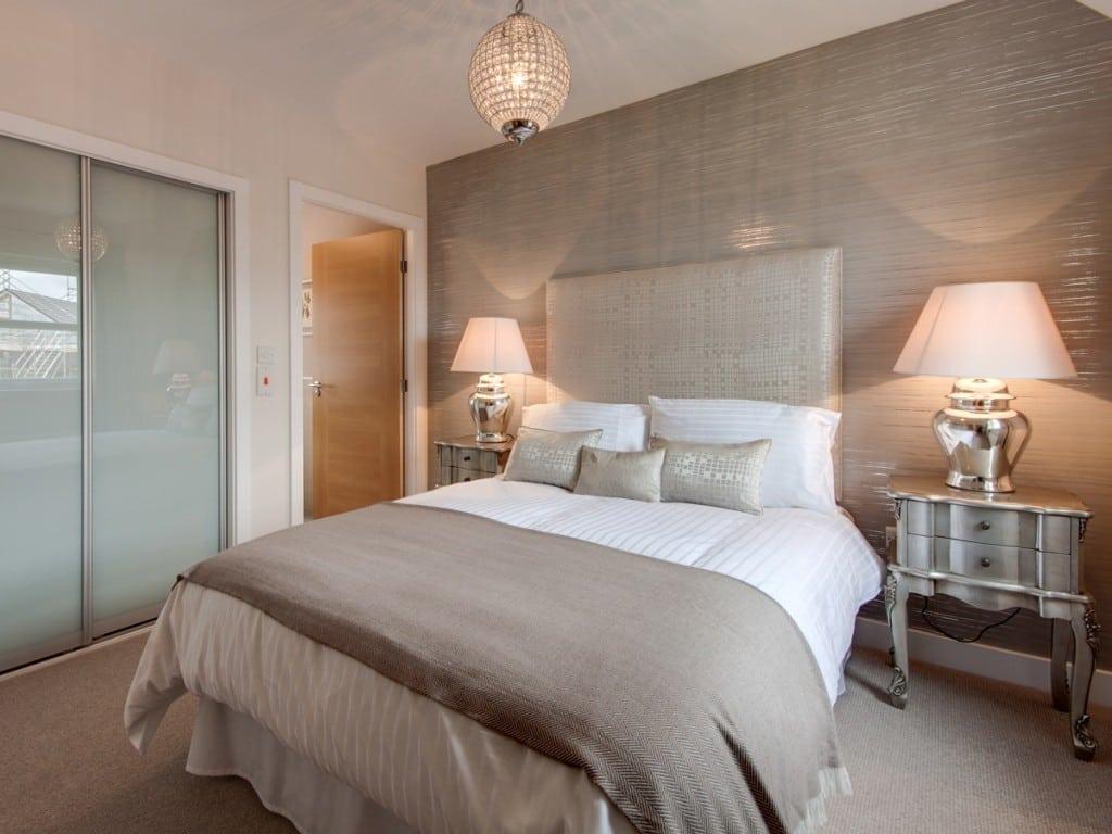 Castleton, Auchterarder Bedroom, luxury property