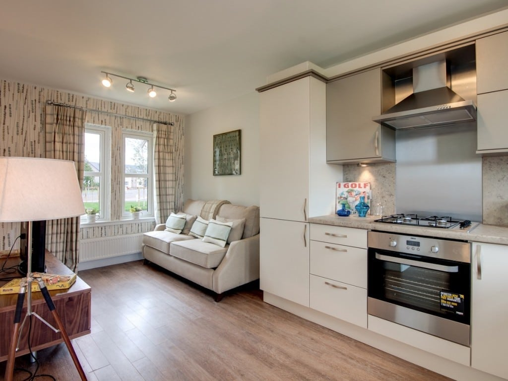 Castleton, Auchterarder Kitchen, high quality new home