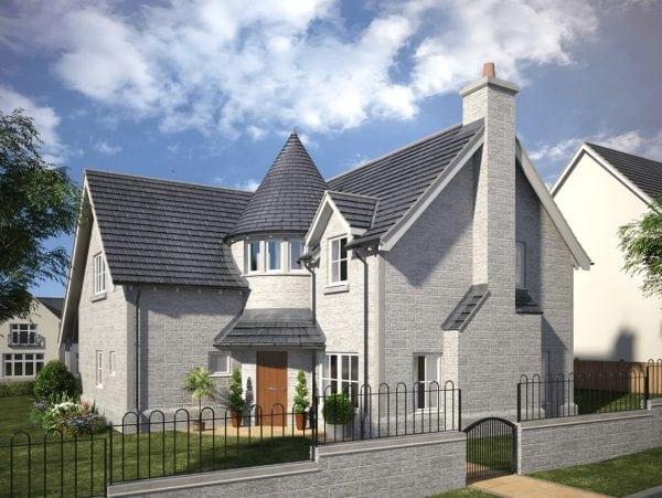 The Dornoch New Home in Aberdeen