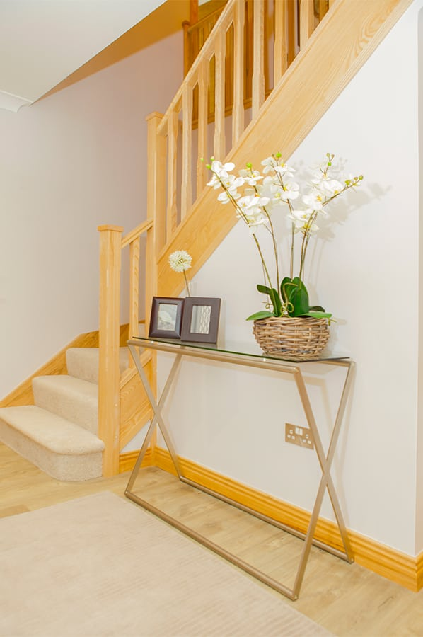 Stairwell at Blairs Royal Deeside New Homes For Sale In Aberdeen