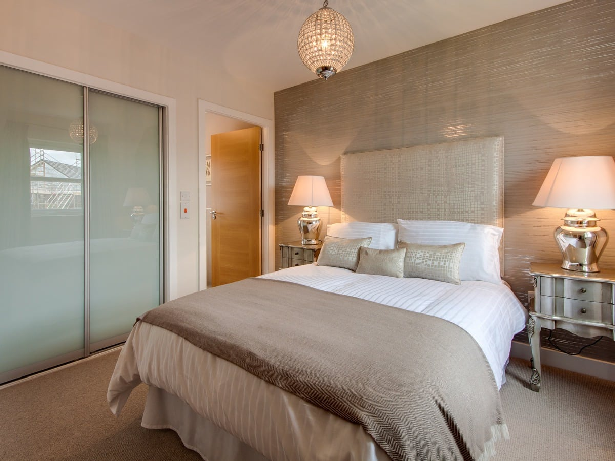 The Dunkeld Master Bedroom Muir Homes