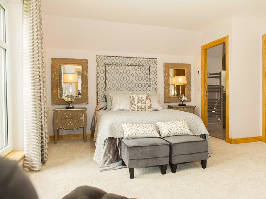 Bedroom at Blairs Royal Deeside New Homes For Sale In Aberdeen