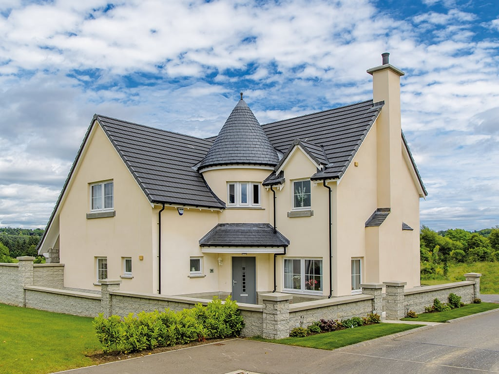 four bedroom detached home in Royal Deeside