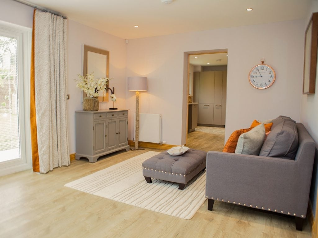 Family Area at Blairs Royal Deeside New Homes For Sale In Aberdeen