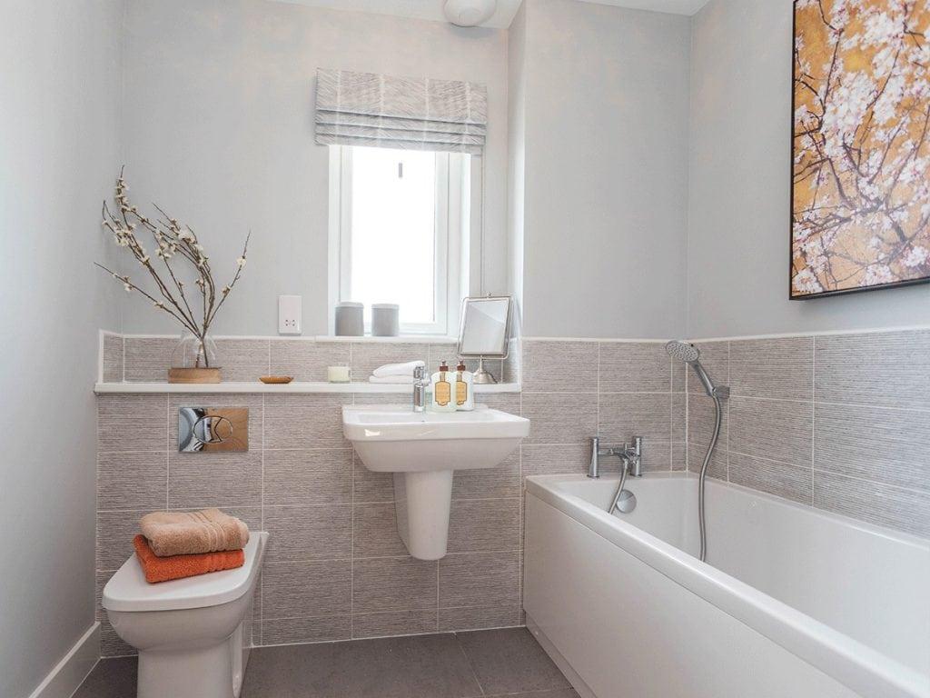 Bathroom, The Gigha