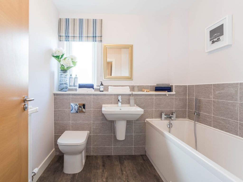 The Grange Bathroom