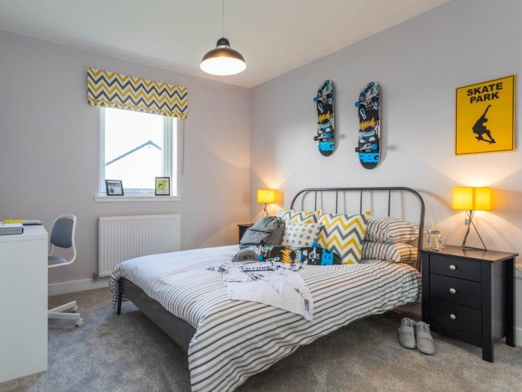 The Grange Bedroom Three