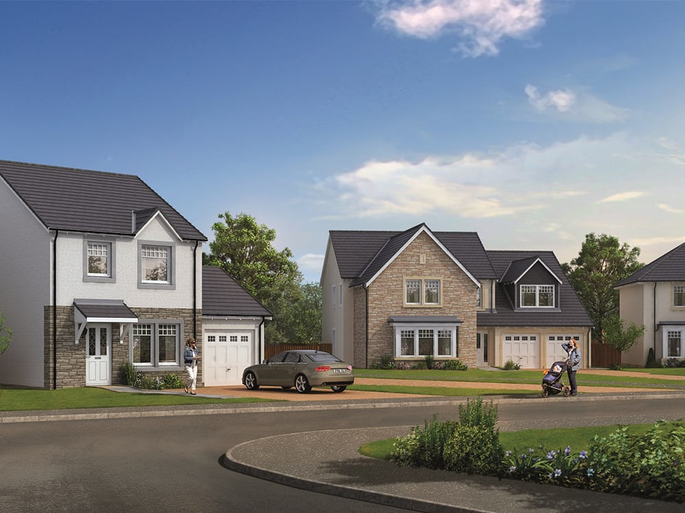 The Grange New Homes for Sale in Laurencekirk