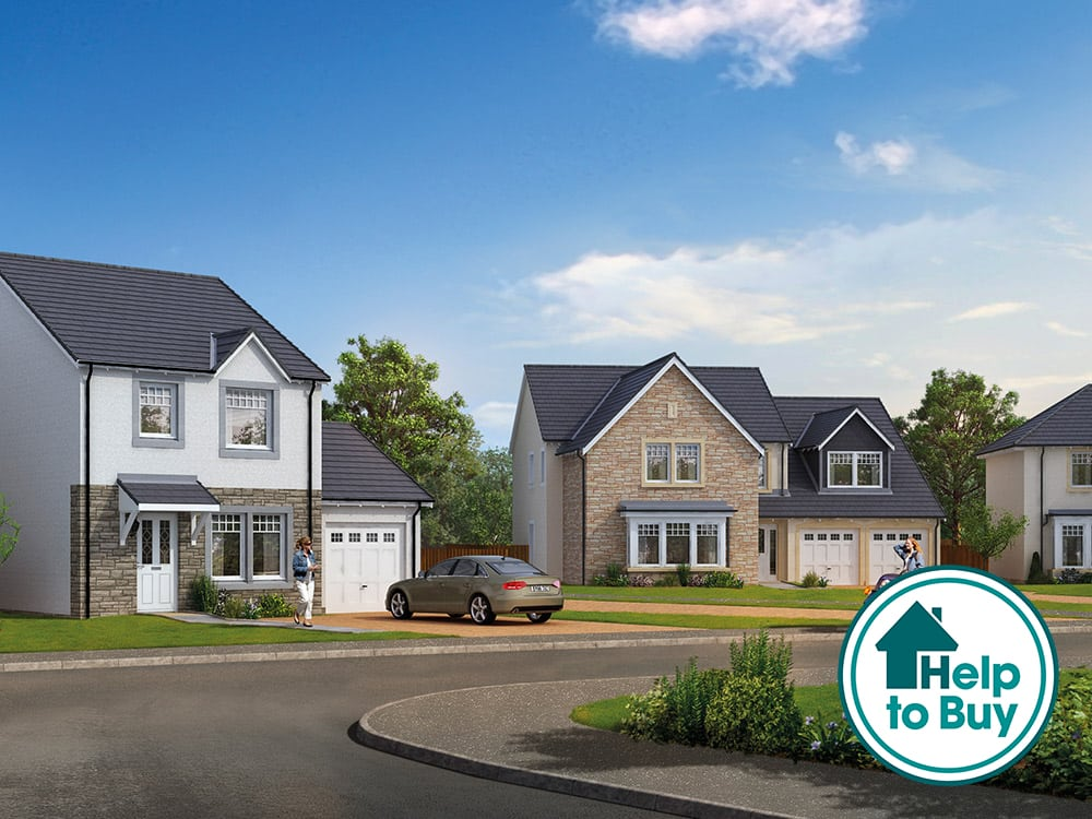 The Grange - new homes Aberdeenshire