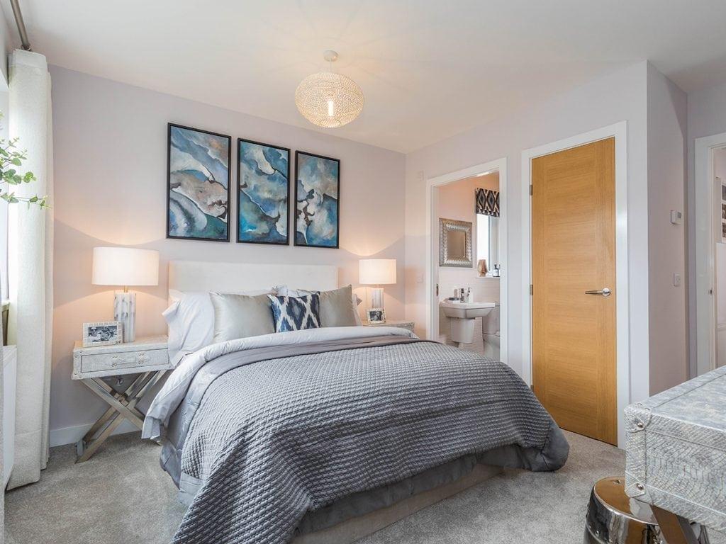 The Grange Master Bedroom