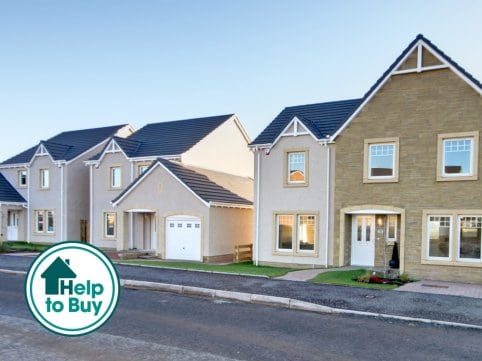 new homes in Leven