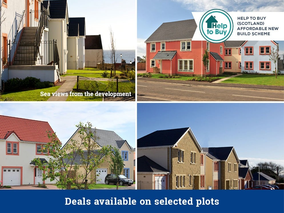 Silverdykes - New homes in Anstruther