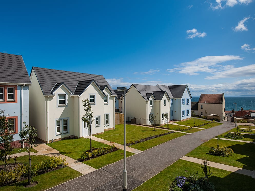 new homes anstruther