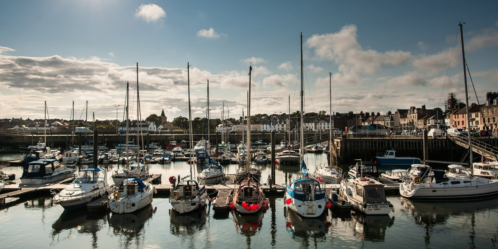 Anstruther | Silverdykes - Seaside homes