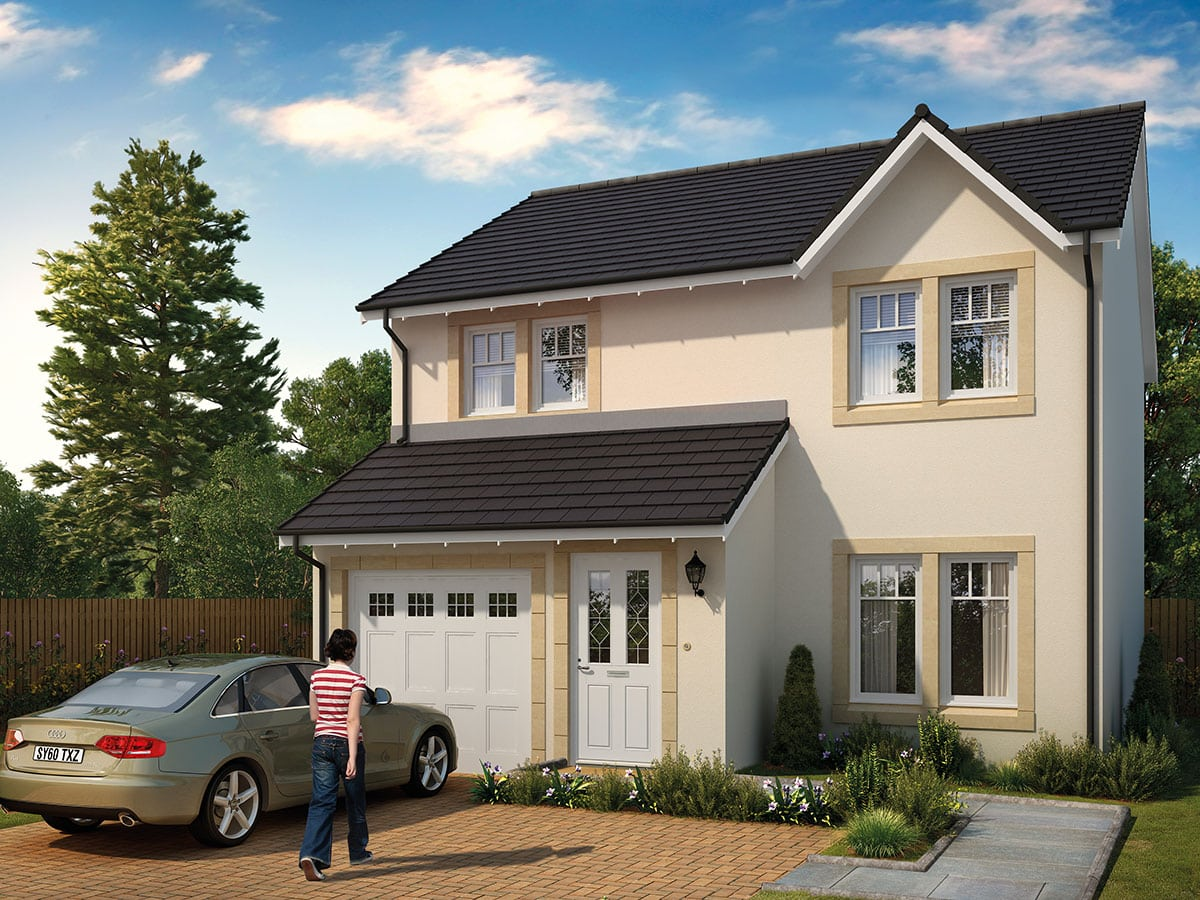 The Cheviot 10 - 3-bedroom home