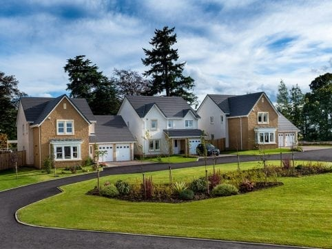 New homes for sale in Auchterarder