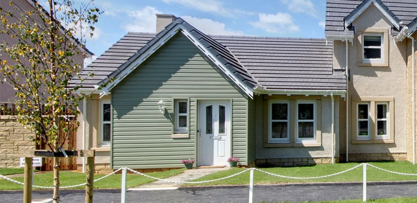 Beautiful New Bungalows For Sale In Auchterarder Muir Homes