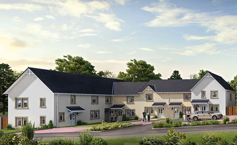 new 5 bed houses for sale in port glasgow muir homes