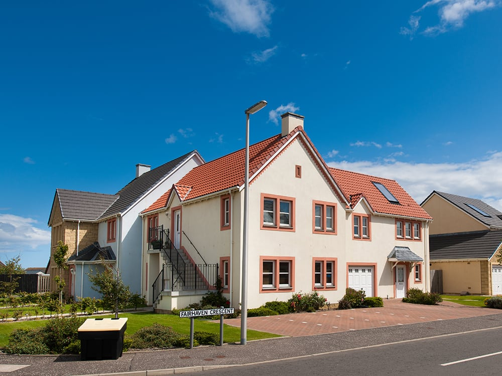New homes in Anstruther - Silverdykes