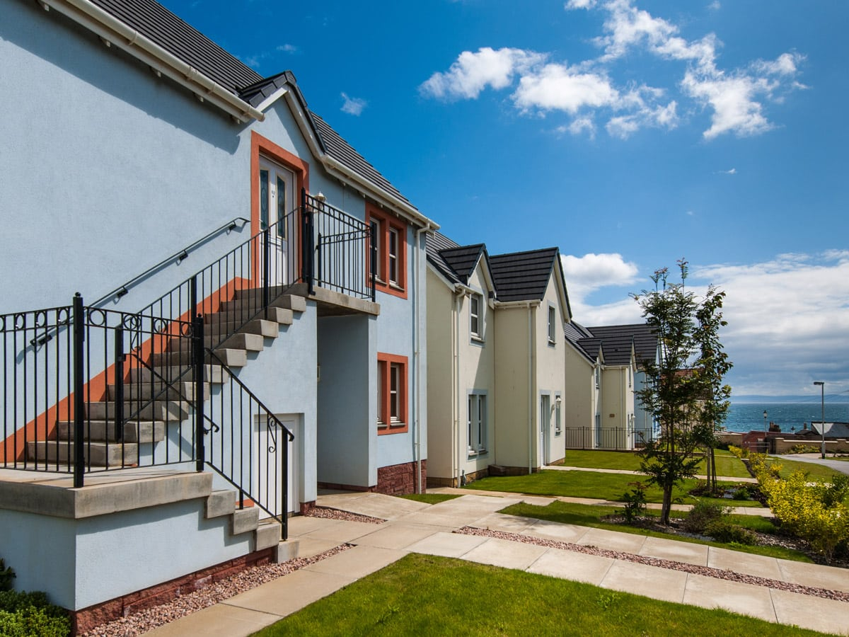 apartments in leven