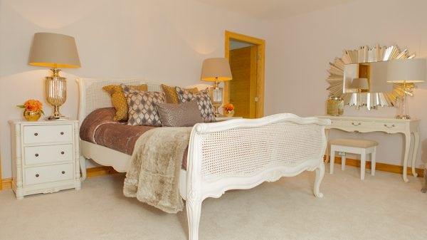 bedroom at Blairs Royal Deeside