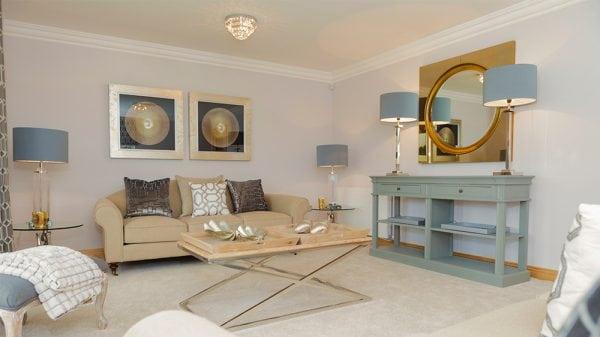 Lounge at Blairs Royal Deeside