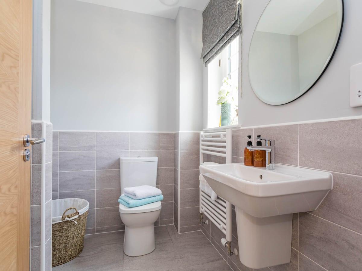 Strathord Park bathroom
