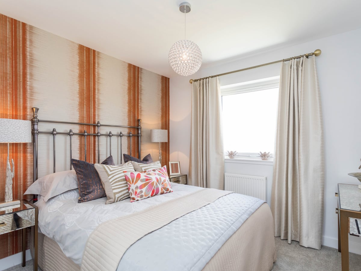 Strathord Park main bedroom