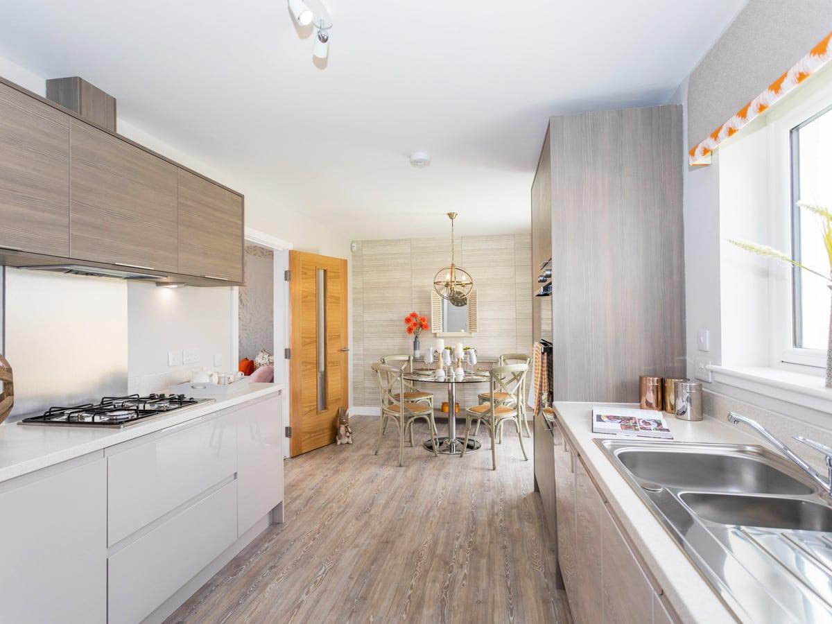 Strathord Park kitchen