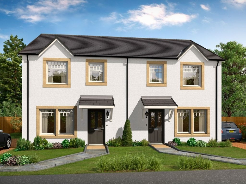 Kinkell - Strathord Park new Homes in Stanley
