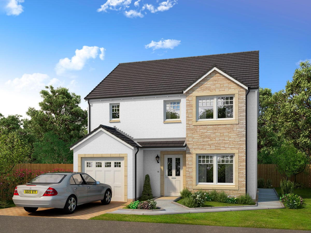 Wemyss - Strathord Park new Homes in Stanley