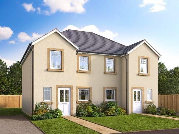 3-Bedroom Semi Detached Home in Peterhead