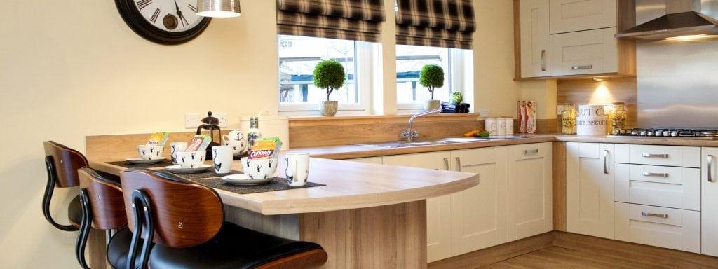 castleton kitchen interior