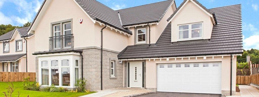 Blairs Strathearn new home in Aberdeen