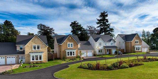 Stunning new homes for sale in Auchterarder blog header