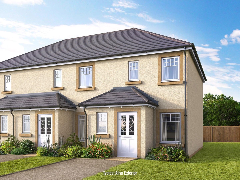 2-Bedroom Terraced Home in Peterhead